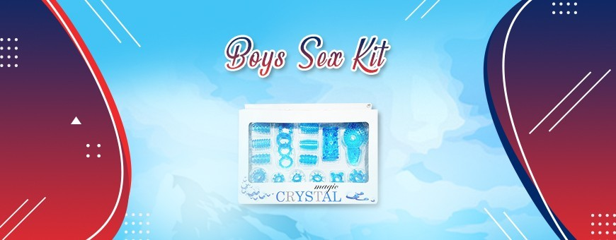 Buy Boys Sex Kit online |Combo Adult Products for Men in Norway