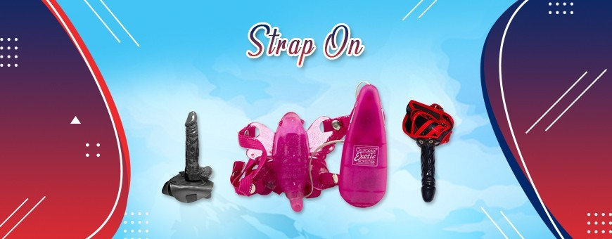 Buy Realistic Strap on Dildo | Harness Dildos in Norway