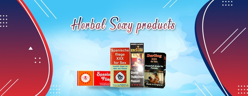 Buy Herbal Sexy Products online in Trondheim