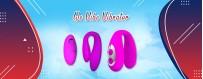 Buy We Vibe Vibrator | Dual Stimulation Toy for female | Oslo
