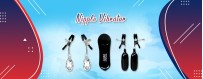Buy Nipple Vibrator Online |Nipple Clamps & Sucker | Trondheim