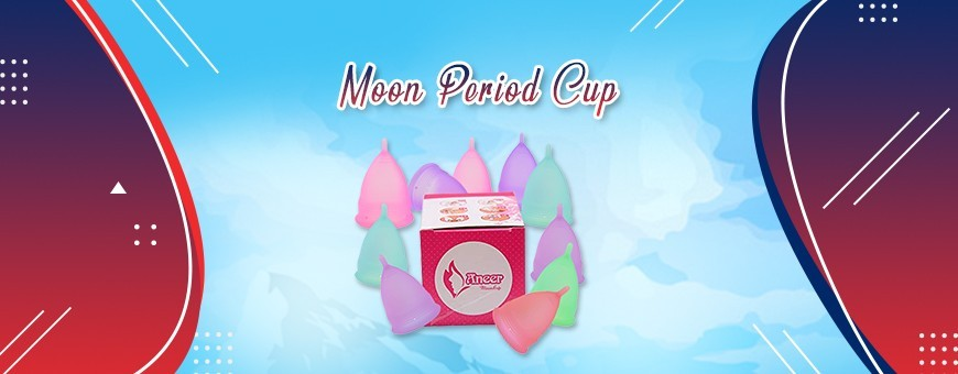 Moon Period Cup| Buy Menstrual Cup Size A in Norway