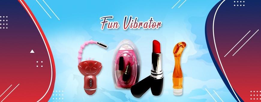 Fun Vibrator | Buy Rechargeable Vibrator Online in Bergen